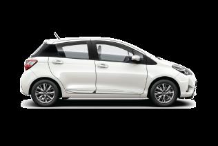 Toyota Yaris (sjálfskiptur) | Hybrid – Flokkur U1