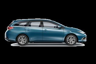 Toyota Auris Wagon eða sambærilegur – Flokkur T