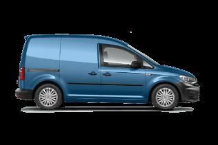 VW Caddy eða sambærilegur | Cargo – Flokkur B4