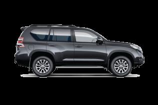 Toyota Land Cruiser (sjalfskiptur) eða sambærilegur | 4×4 – Flokkur I
