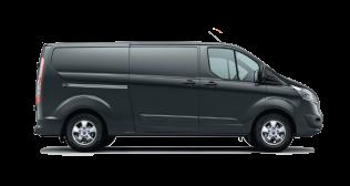 Ford Transit Custom eða sambærilegur | Cargo – Flokkur D4