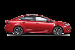 Toyota Avensis (sjalfskiptur) eða sambærilegur – Flokkur N