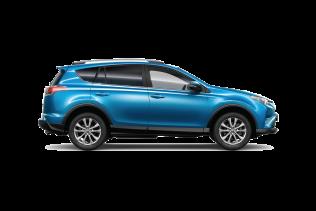 Toyota Rav4 eða sambærilegur | 4×4 – Flokkur F