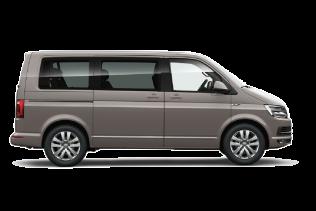 VW Caravelle (sjálfskiptur) eða sambærilegur | 9 manna | 4×4 – Flokkur D1
