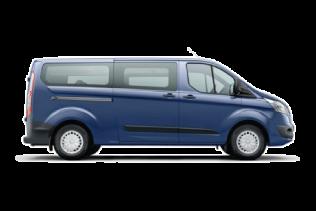 Ford Transit eða sambærilegur | 9 manna – Flokkur Q