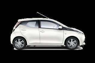 Toyota Aygo eða sambærilegur – Flokkur Z