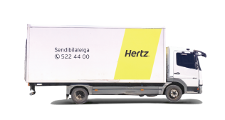 Benz Atego | Cargo Box – Flokkur J4