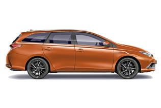 Toyota Avensis Wagon eða sambærilegur – Flokkur R