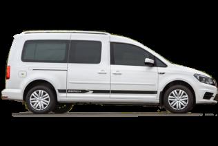 VW Caddy Beach | Camper | 2 Svefnpláss – Flokkur L1