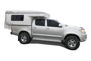 Toyota Hilux | 4×4 | Camper | 3 Svefnpláss – Flokkur S