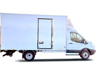 Ford Transit S/CAB | Cargo Box – Flokkur G4