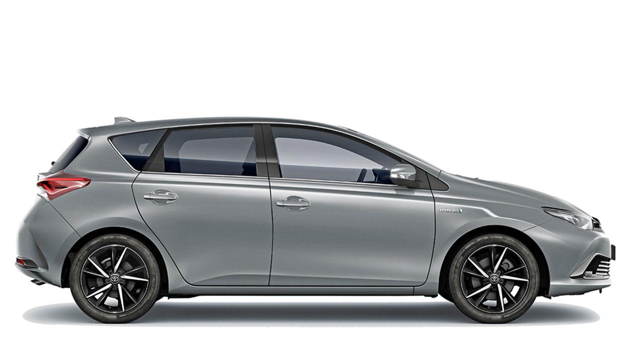 Toyota Auris eða sambærilegur
