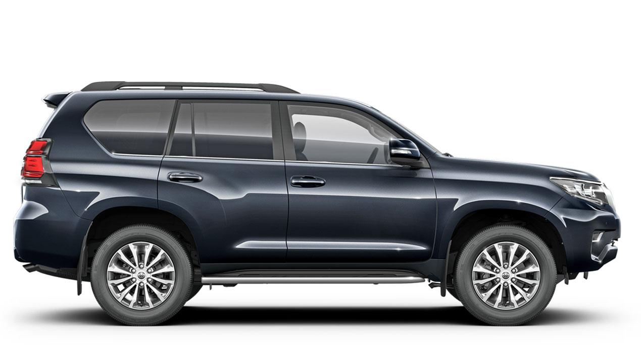 Toyota Land Cruiser eða sambærilegur