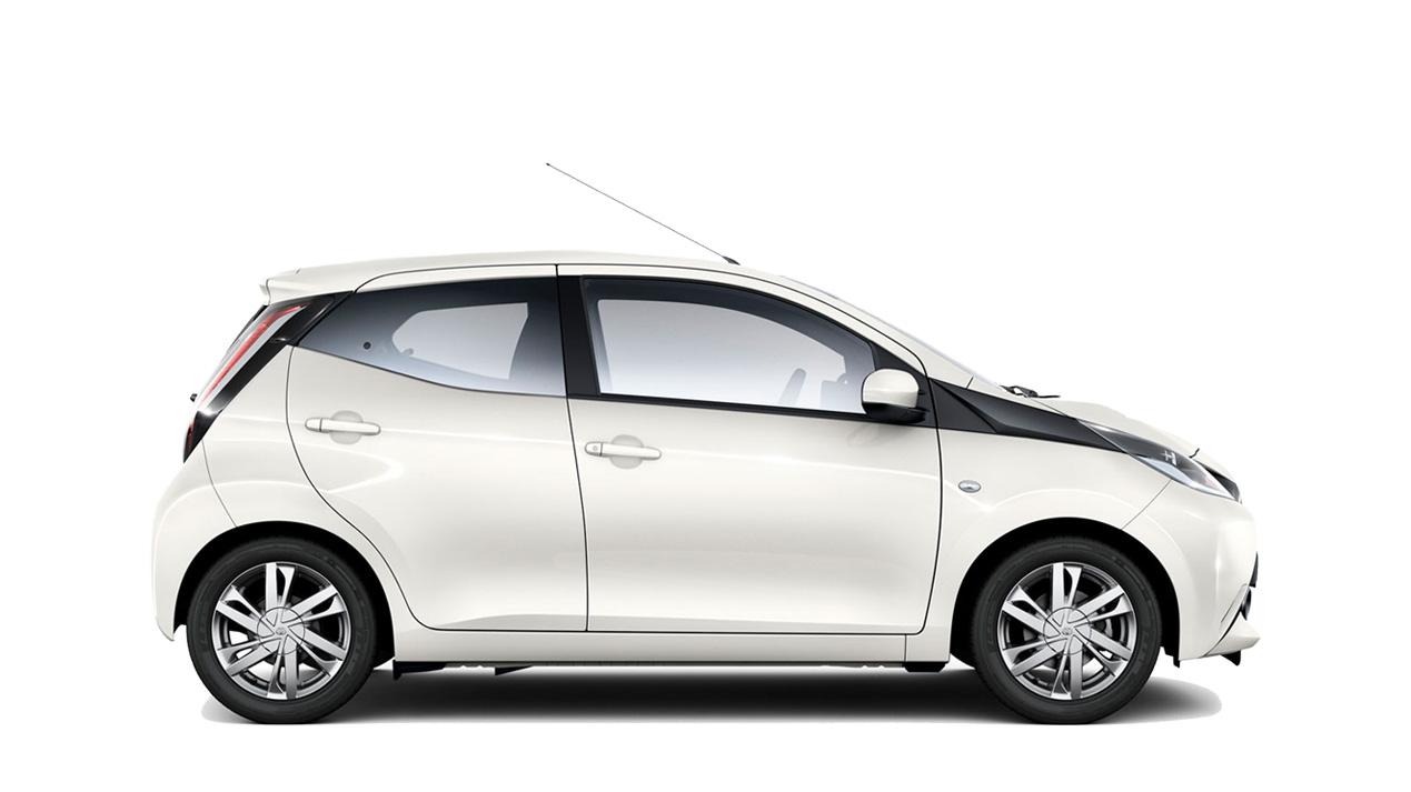 Toyota Aygo eða sambærilegur
