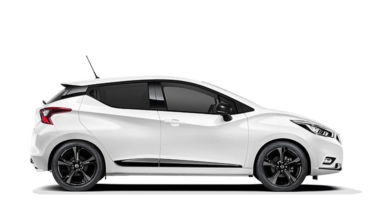 Nissan Micra eða sambærilegur