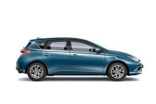 B – Toyota Auris eða sambærilegur (CDMN)