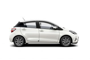 A – Toyota Yaris eða sambærilegur (EDMN)