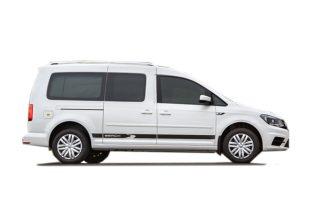 L1 – VW Caddy Beach Camper | 2 Svefnpláss (EHMN)
