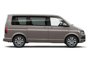 D – VW Caravelle 9 manna eða sambærilegur | 4×4 (FVMN)