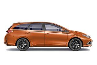 R – Toyota Avensis Wagon eða sambærilegur | Sjálfskiptur (IWAR)