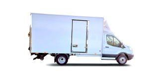 G4 – Ford Transit S/CAB Cargo Box eða sambærilegur (OKMQ)