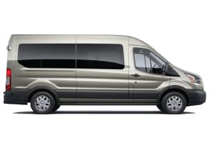 J1 – Ford Transit 14 manna eða sambærilegur | Extra Cargo | 4×4 (SVCN)