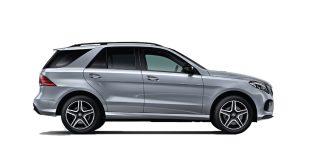 I6 – Mercedes-Benz GLE | Sjálfskiptur | 4×4 (UFAV)