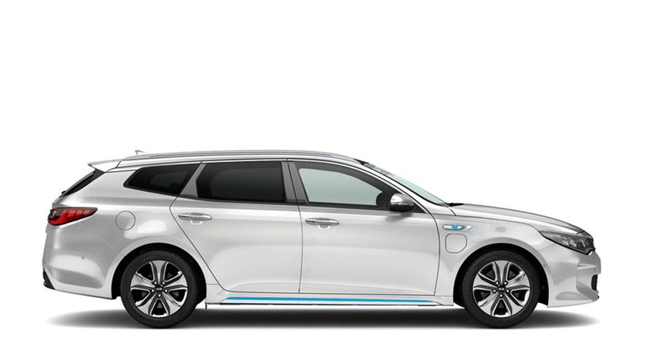 Kia Optima Wagon EX | Plug-in Hybrid | DWAI