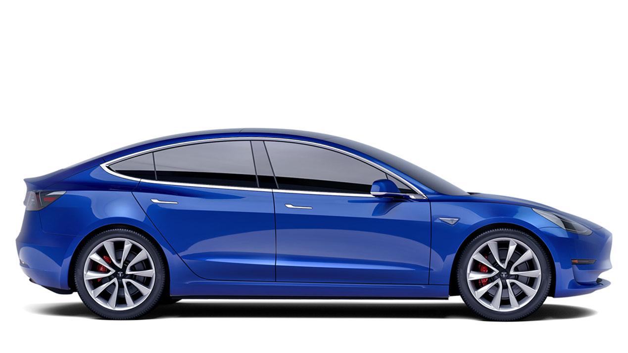Tesla Model 3 | Rafbíll | LDAE