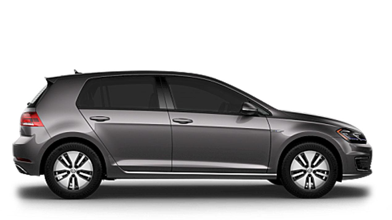 VW e-Golf | Rafbíll | DDAE