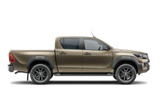 G1 – Toyota Hilux Pickup eða sambærilegur | 4×4 (FPMN)