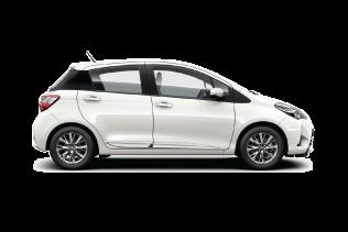 U1 – Toyota Yaris | Hybrid | Automatic (EDAH)