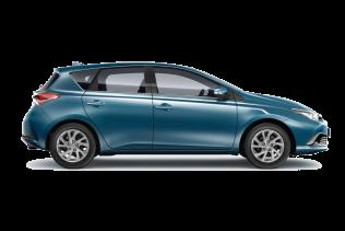Toyota Auris (sjálfskiptur) | Hybrid – Flokkur U
