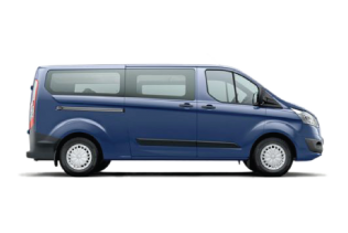 Q – Ford Transit 9 seater or similar (LVMN)