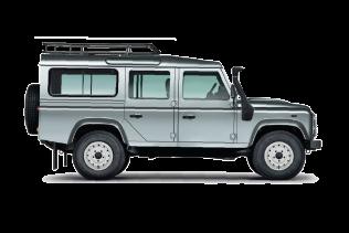 G – Landrover Defender 7 seater | 4×4 (PFMN)