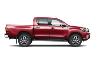 F1 – Toyota Hilux Pickup or similar | 4×4 (SFMN)