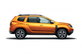 E2 – Dacia Duster or similar | 4×4 (CFMN)