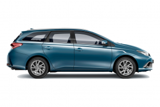 T – Toyota Auris Wagon or similar (CWMN)
