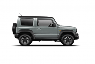 E1 – Suzuki Jimny or similar | 4×4 (EFMN)