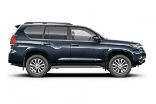 H – Toyota Land Cruiser 7 seater or similar | 4×4 | Automatic (FVAN)
