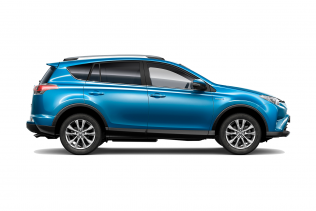 Toyota Rav4 or similar | 4×4 | Automatic