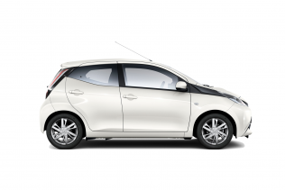 Z – Toyota Aygo or similar (MBMN)