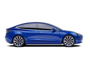 C6 – Tesla Model 3 Electric | Automatic (LDAE)