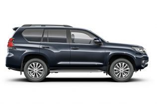 I – Toyota Land Cruiser or similar | Automatic | 4×4 (FFAR)