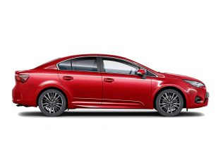N – Toyota Avensis or similar | Automatic (IDAR)