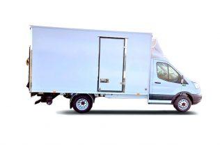 G4 – Ford Transit S/CAB Cargo Box or similar (OKMQ)