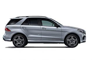 I6 – Mercedes-Benz GLE | Automatic | 4×4 (UFAV)