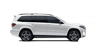 M6 – Mercedes-Benz GLS | Automatic | 4×4 (WFBR)