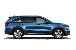 O1 – Kia Sorento or similar | Automatic | 4×4 (SFAN)