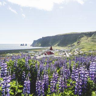 Around Iceland – in a Camper